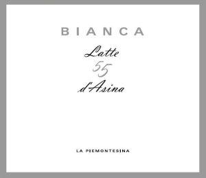 Bianca Latte 55 d'Asina - creme naturali con il 55% di latte d'asina
