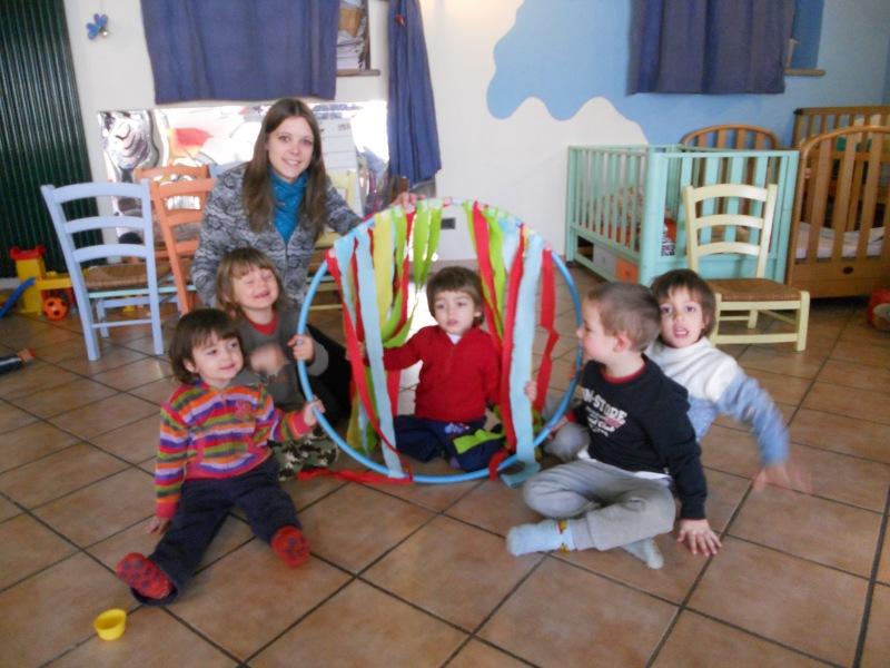 "il cerchio magico - agriasilo ""La Piemontesina"" Torino"